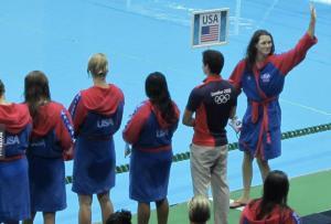 Jessica Steffens USA Water Polo